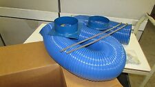 """Torit,AIRFLOW,Donaldson Mist/Dust Collector 8"""" Flange and Hose Mounting Kit"""