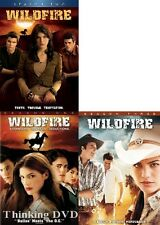 WILDFIRE COMPLETE SEASON 1 2 3 New Sealed 9 DVD