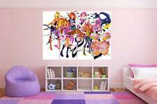 WINX CLUB Poster Grand format A0 Large Print