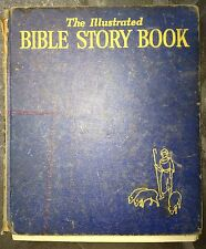 1935 COPYRIGHT 'THE ILLUSTRATED BIBLE STORY BOOK' BY SEYMOUR LOVELAND....