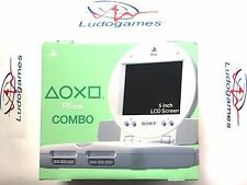 PSone Combo LCD Screen Playstation Nuevo PSX PS1 PALEUR Never Opened Brand New