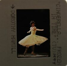 DOROTHY HAMILL 1976 Olympic World champion Ice Capades ORIGINAL SLIDE 3