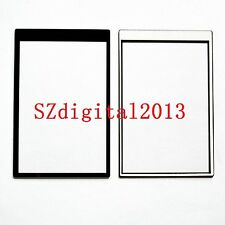 New LCD Window Glass Repair Part For Panasonic Lumix DMC-LX7 DMC-LX5 LX7 LX5