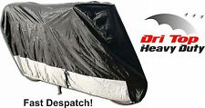 Kawasaki 1400 GTR ZX1000x Heavy Duty Waterproof Cover Fits with Panniers+Topbox