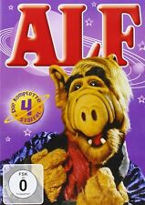 ALF - Complete Season Four Series 4 (1987) 4 DVD Boxset Max Wright R2 UK NEW