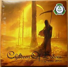 CHILDREN OF BODOM - I WORSHIP CHAOS - SILVER VINYL LP