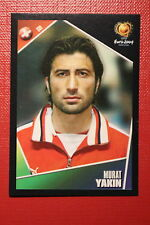 Panini EURO 2004 N. 141 HELVETIA YAKIN  NEW With BLACK BACK TOPMINT!!
