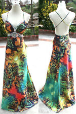 NWT MASQUERADE $170 Apple Multi Homecoming Ball Gown 13