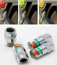 Monitor Valve Stem Useful Indicator Alert Caps Car Auto Tire Pressure Sensor New