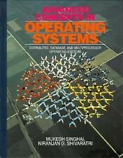 Computer Science Ser.: Advanced Concepts in Operating Systems by Mukesh...