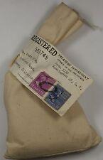 Rare 1945 Vtg Original Sealed Bag Silver Coins WWII Era US Mint Set +1944 (GH)