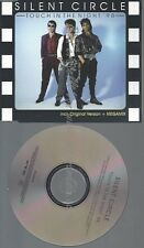 CD--SILENT CIRCLE--TOUCH IN THE NIGHT '98