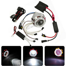 Motorcycle Headlight Lamp Bixenon LED For Triumph Dual Sport Honda Hornet Custom