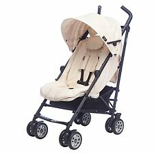 MINI by Easywalker Buggy / Pram - From 6 Months Baby to 20kg - Milky Jack