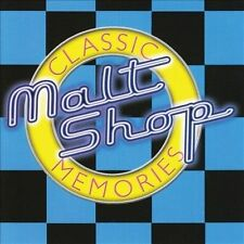 VARIOUS ARTISTS-CLASSIC MALT SHOP ME CD NEW