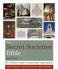 Godsfield Secret Societies Bible: The Definitive Guide to Mysterious...