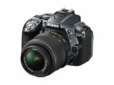 Nikon D5300 24.2 Megapixels Digital Camera Black (Kit w/AF-S 18-55mm VR II Lens)