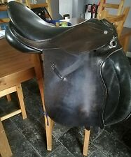 "CLIFF Barnsby pony saddle 16""med"