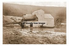 rp17626 - Campbells Creek Dredge Castlemaine Victoria Australia 1910 - photo 6x4