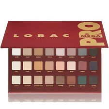 Hot 32 Colors Lorac Pro Makeup Warm Matte Eyeshadow Palette Cosmetic Mirror Kit