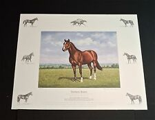 Richard Stone Reeves  -  Northern Dancer Progeny -  Famous Race Horse Print
