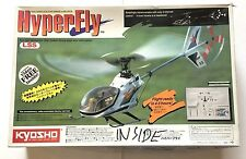 1994 KYOSHO HYPERFLY 2 CH RC RADIO CONTROLLED ELECTRIC POWERED HELICOPTER KIT