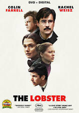 The Lobster (DVD, 2016) FREE FIRST CLASS SHIPPING !!!!!
