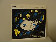 Ravel L'Enfant Et Les Sortileges - Ansermet - Decca Speakers Corner 180g LP