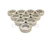√ BEST QUALITY PACK OF 10 MR83 zz 3x8x3mm DOUBLE SHIELDED MINIATURE BEARINGS √