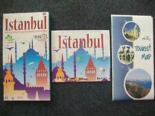 TURKEY ROAD AND TOURIST MAP + ISTANBUL CITY GUIDE + DVD ENGLISH. tourist lot