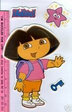 DORA THE EXPLORER & BOOTS wall stickers 22 decals decor Benny Tico Senor Tucan