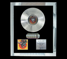 JUDAS PRIEST SCREAMING FOR VENGEANCE MULTI (GOLD) CD PLATINUM DISC FREE POST /UK