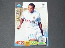 REMY OLYMPIQUE MARSEILLE OM UEFA PANINI CARD FOOTBALL CHAMPIONS LEAGUE 2011 2012