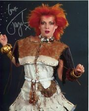Toyah Photo Signed In Person - Singer - A875