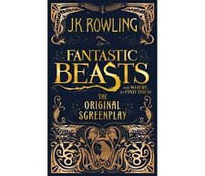 Fantastic Beasts and Where to Find Them: The Original Screenplay *NEW NEXT DAY