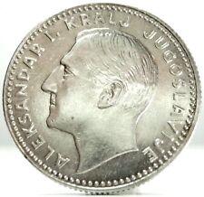 JUGOSLAVIA (Alessandro I) 10 Dinara 1931