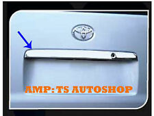 FOR TOYOTA HIACE COMMUTER 2011-2013 CHROME LINE REAR TRUNK TAIL COVER TRIM