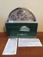 Howard Miller 645-583 Weatherton Clock With Box