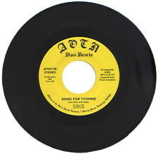 "SAGE  ""SONG FOR YVONNE""    MONSTER SOUL SOUND     LISTEN!"