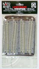 Kato N Scale UNITRAM Street Track to UNITRACK Conversion Track 2/pc NEW 40-021