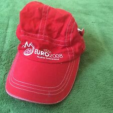 UEFA Euro 2008 Austria Switzerland Football Championship Cap Hat Authentic