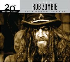 ROB ZOMBIE CD - BEST OF: THE MILLENNIUM COLLECTION (2007) - NEW UNOPENED - ROCK