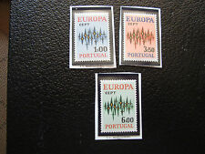 PORTUGAL - timbre yvert et tellier n° 1150 a 1152 n** (A22) stamp