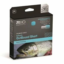 RIO InTouch Coldwater Outbound Short Fly Line - WF5F/i - Intermediate Tip - New