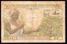 Cameroun 50 Francs 1957  P-31