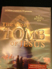 The Lost Tomb Of Jesus. DVD.  Brand New In Package