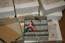 INS-1 Nixie Tubes Lot of 100 pcs NOS, BOXED for NIXIE Clock IN-14, IN-12, IN-4