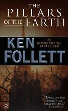 The Pillars of the Earth by Ken Follett (1996, Hardcover, Prebound)