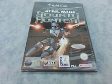 STAR WARS BOUNTY HUNTER NINTENDO GAMECUBE ITALIANO TRIANGOLO BLU NUOVO SIGILLATO