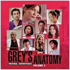 Greys Anatomy OST Volume 2 Original Motion Soundtrack Audio Music CD Brand New